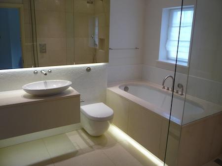 Leggen plavuizen + plaatsen badkamer/toilet (nieuwbouw gorinchem ...