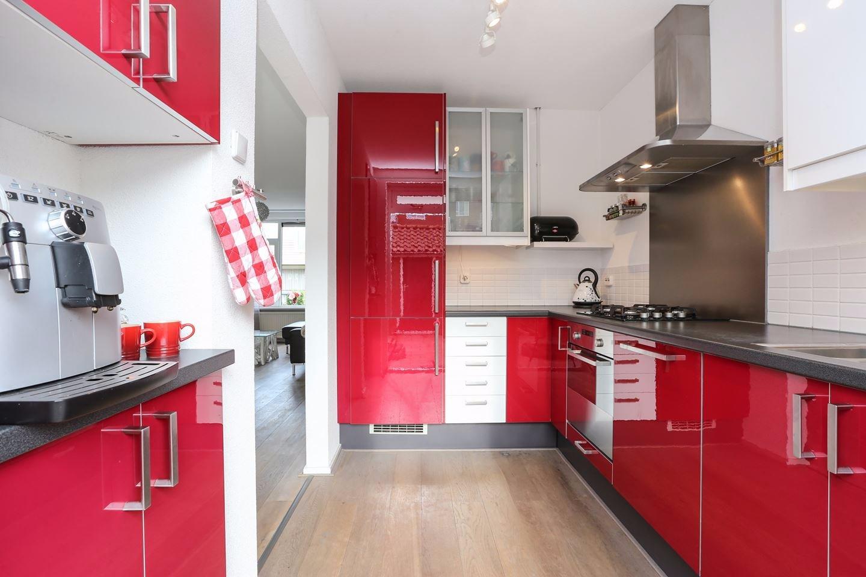Keuken opspuiten of wrappen werkspot