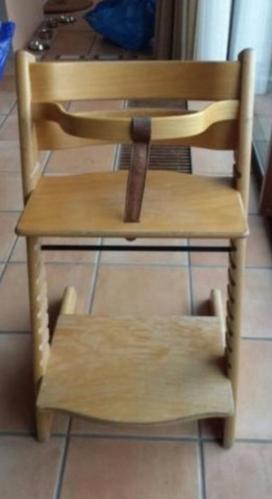 Houten Triptrap Stoel.Opknappen Van Oude Stokke Tripp Trapp Kinderstoel Werkspot