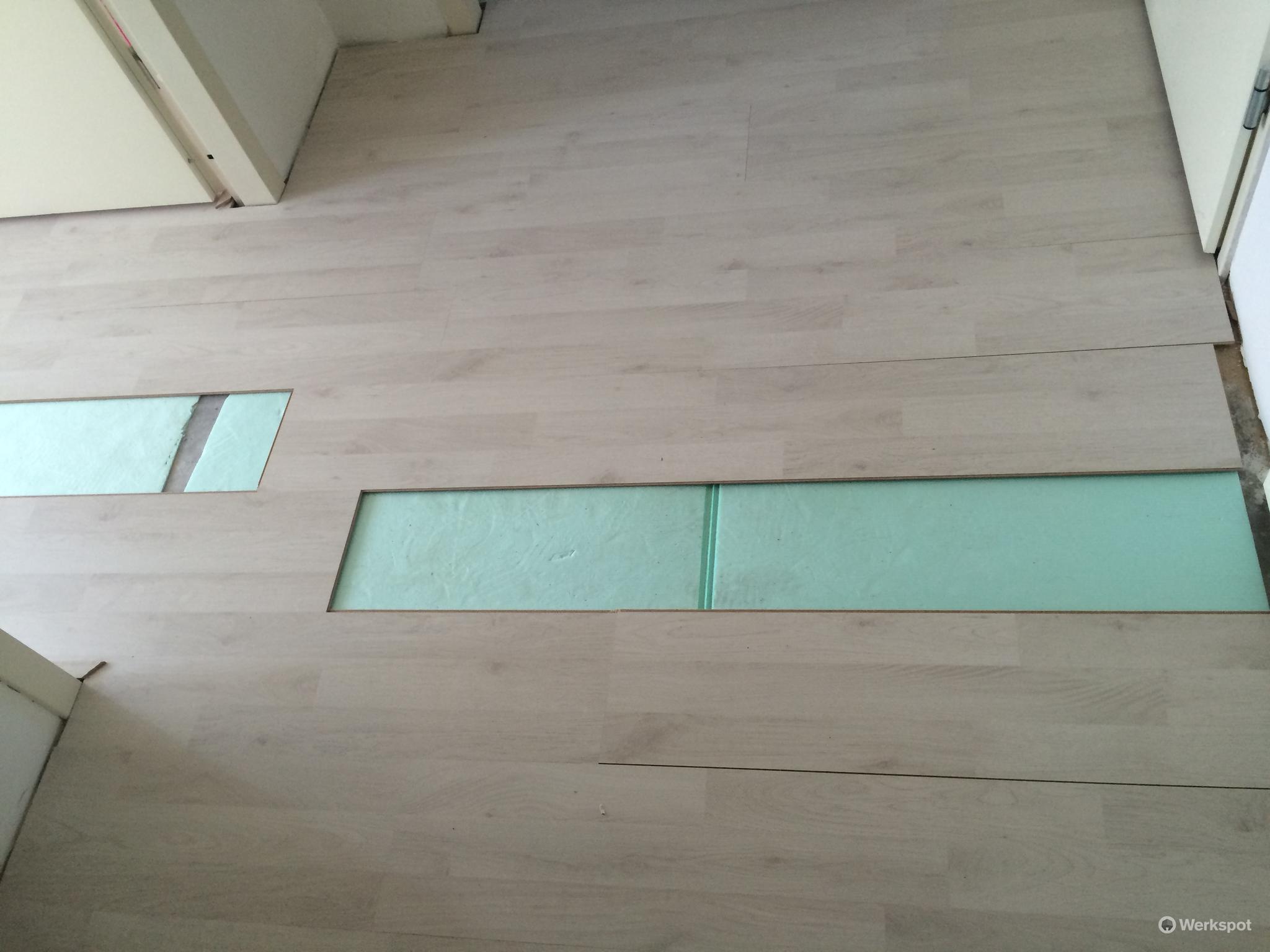 Laminaat Leggen Ondervloer : Laminaat ondervloer leggen in rijswijk werkspot