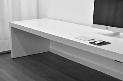 Design Bureau Hoogglans Wit.Hoogglans Wit Bureau Werkspot