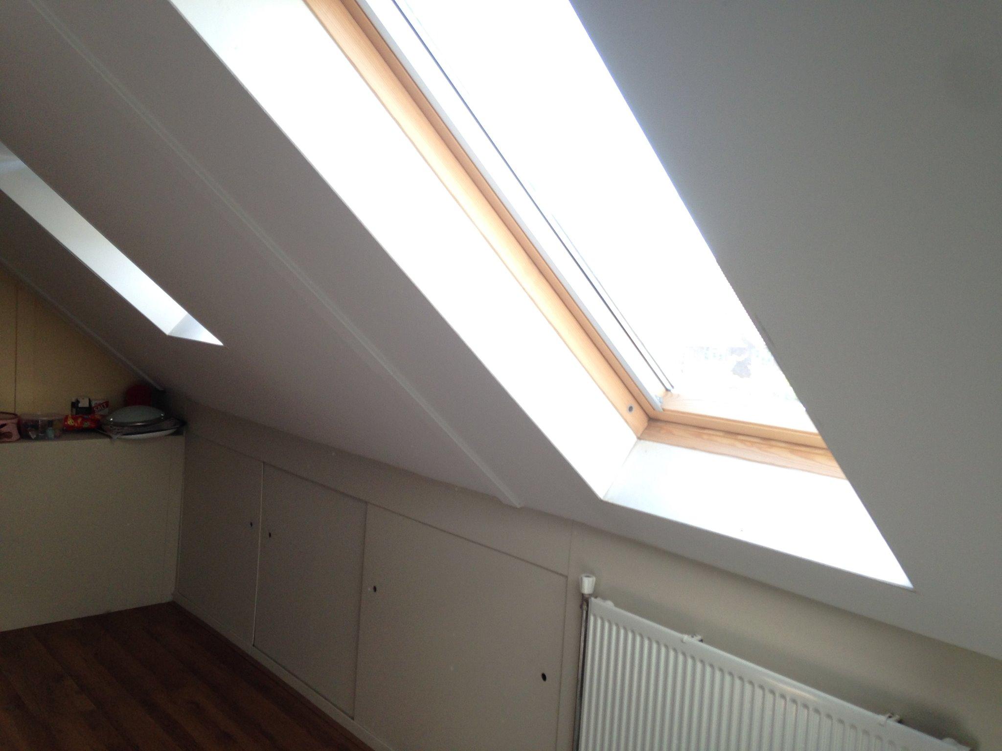 Zolder verbouwing o a dakkapel beloopbare vliering met for Vaste trap laten plaatsen