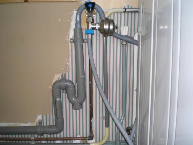 Waterafvoer Wasmachine Veranderen Werkspot