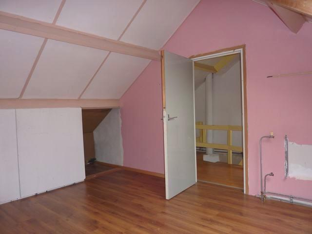 Maken muur met deur op zolder en verlaagd plafond met spotjes werkspot - Zolder stelt fotos aan ...