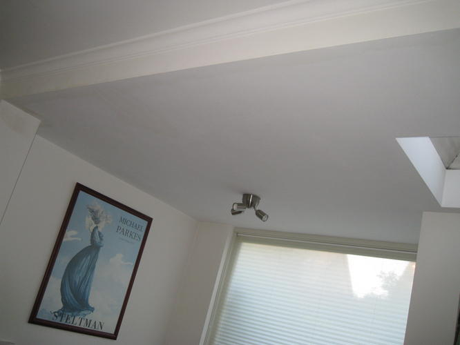 Schilderen 1 muur woonkamer en 2 muren slaapkamer werkspot - Kleur muur slaapkamer kind ...