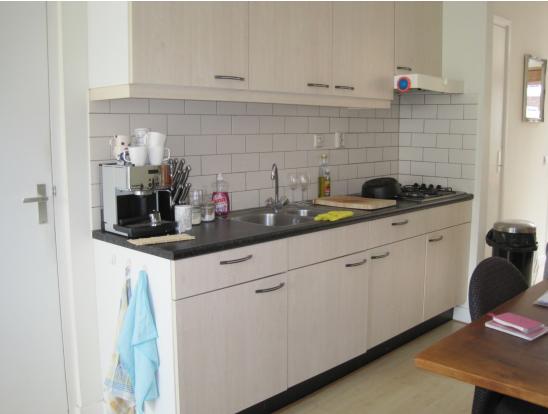 Afwerken verwijderde keuken werkspot for Renovlies zelf aanbrengen