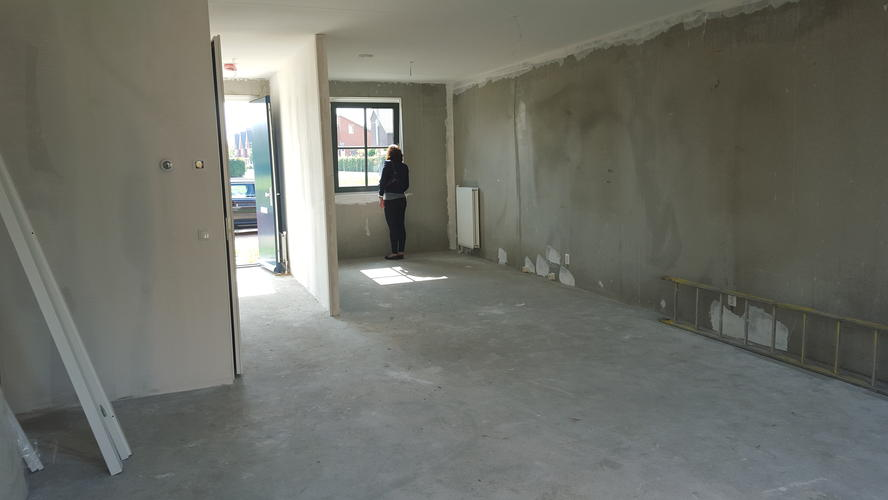 Renovlies behang in nieuwbouw woning arnhem werkspot for Renovlies behang aanbrengen