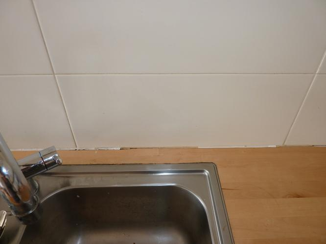 Fabulous Kitten badkamer/keuken en waterpas hangen wastafel - Werkspot PP22