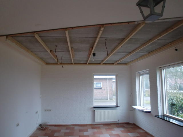 af)maken van een verlaagd plafond - Werkspot