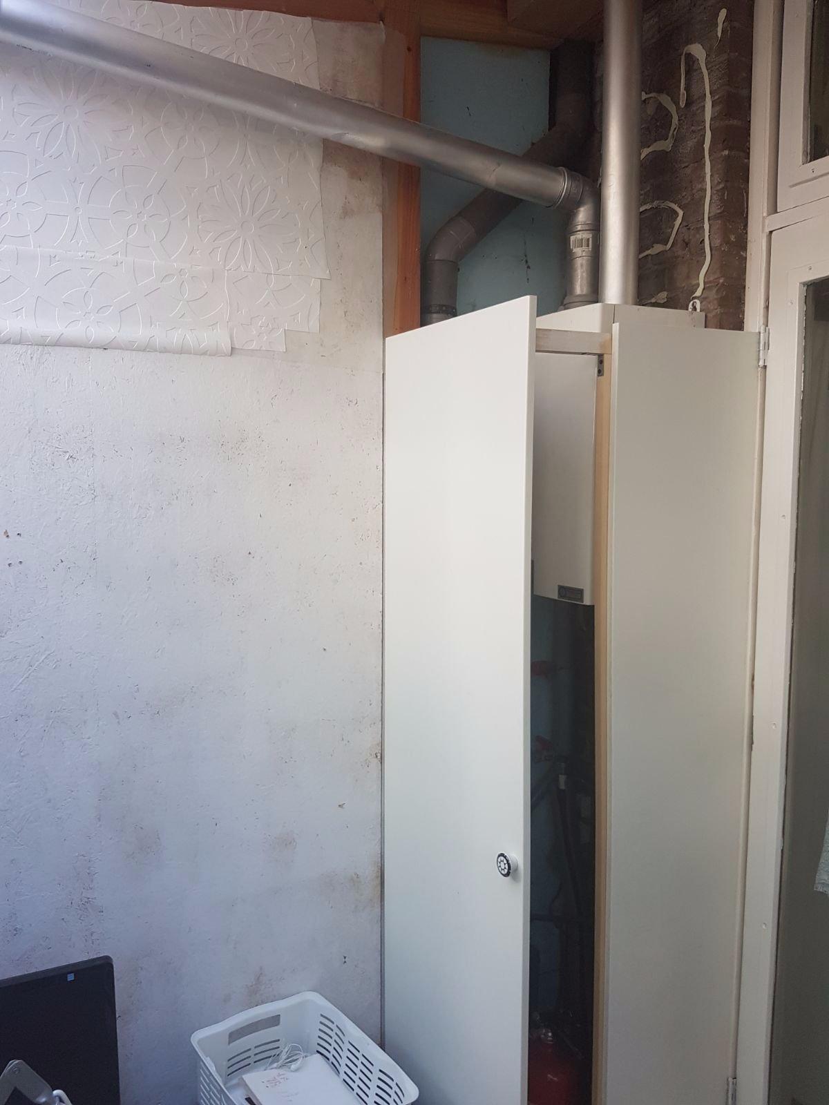 Wand en plafond serre aftimmeren werkspot for Wanden nieuwbouwwoning afwerken
