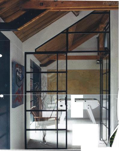 Idées de Cuisine » glazen deur in woonkamer | Idées Cuisine