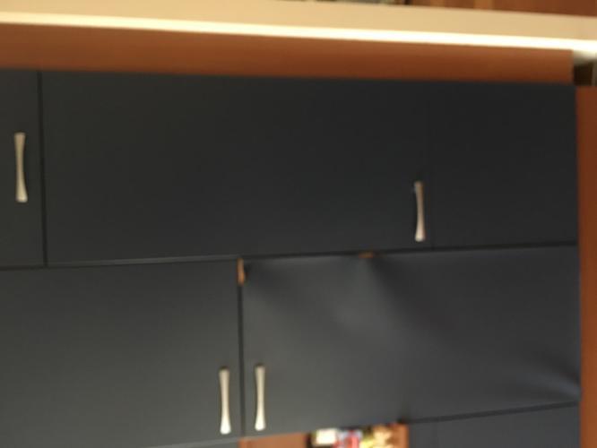 Verwijderen En Vervangen Folie Van Keukenkastjes 10