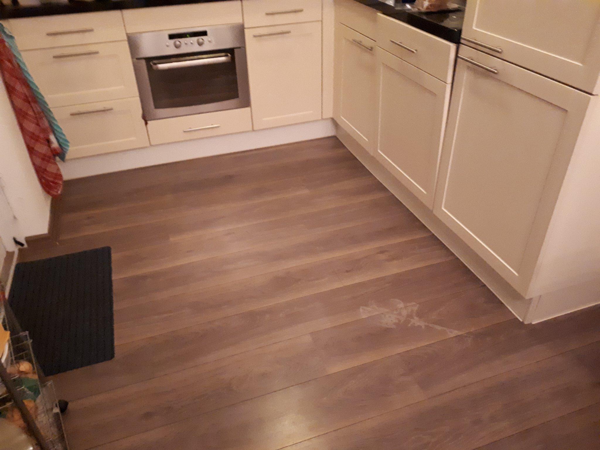 Laminaat keuken vervangen werkspot