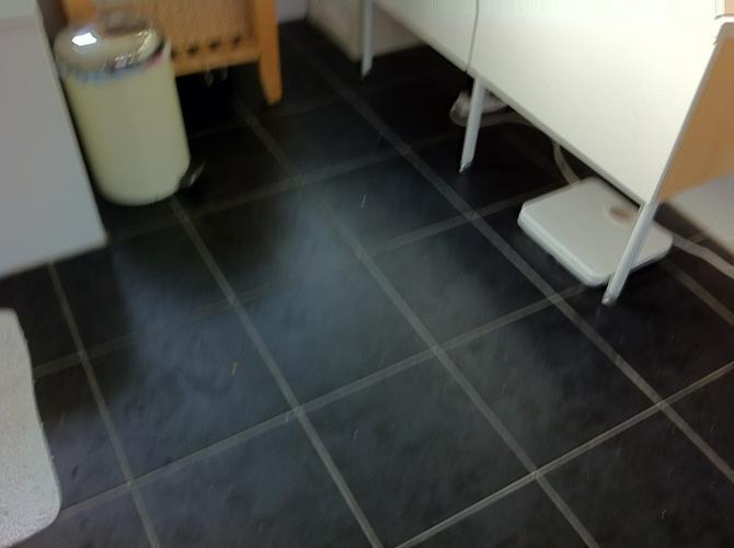 Badkamer Tegels Ceramico : Vloer tegels cement ceramica sort badkamer en toilet werkspot