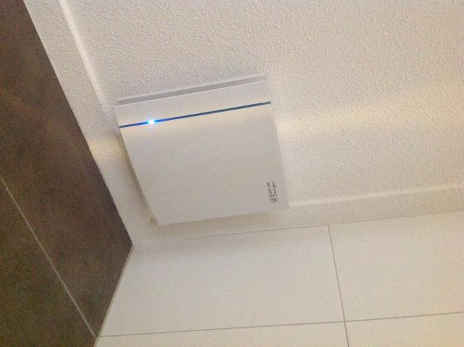 Doorvoeren afzuigsysteem badkamer door dak - Werkspot