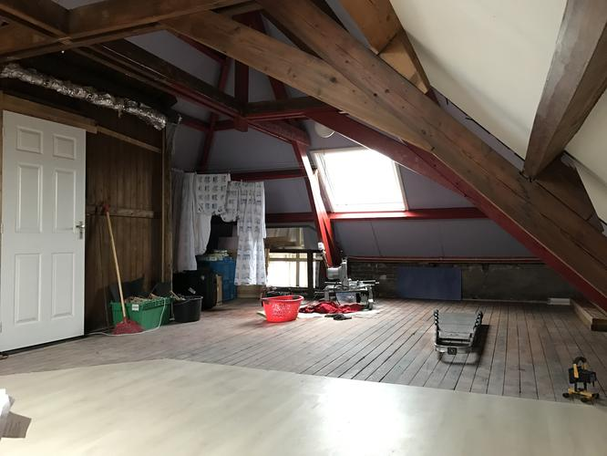 Ontwerp maken voor zolder 2 kamers + badkamer - Werkspot