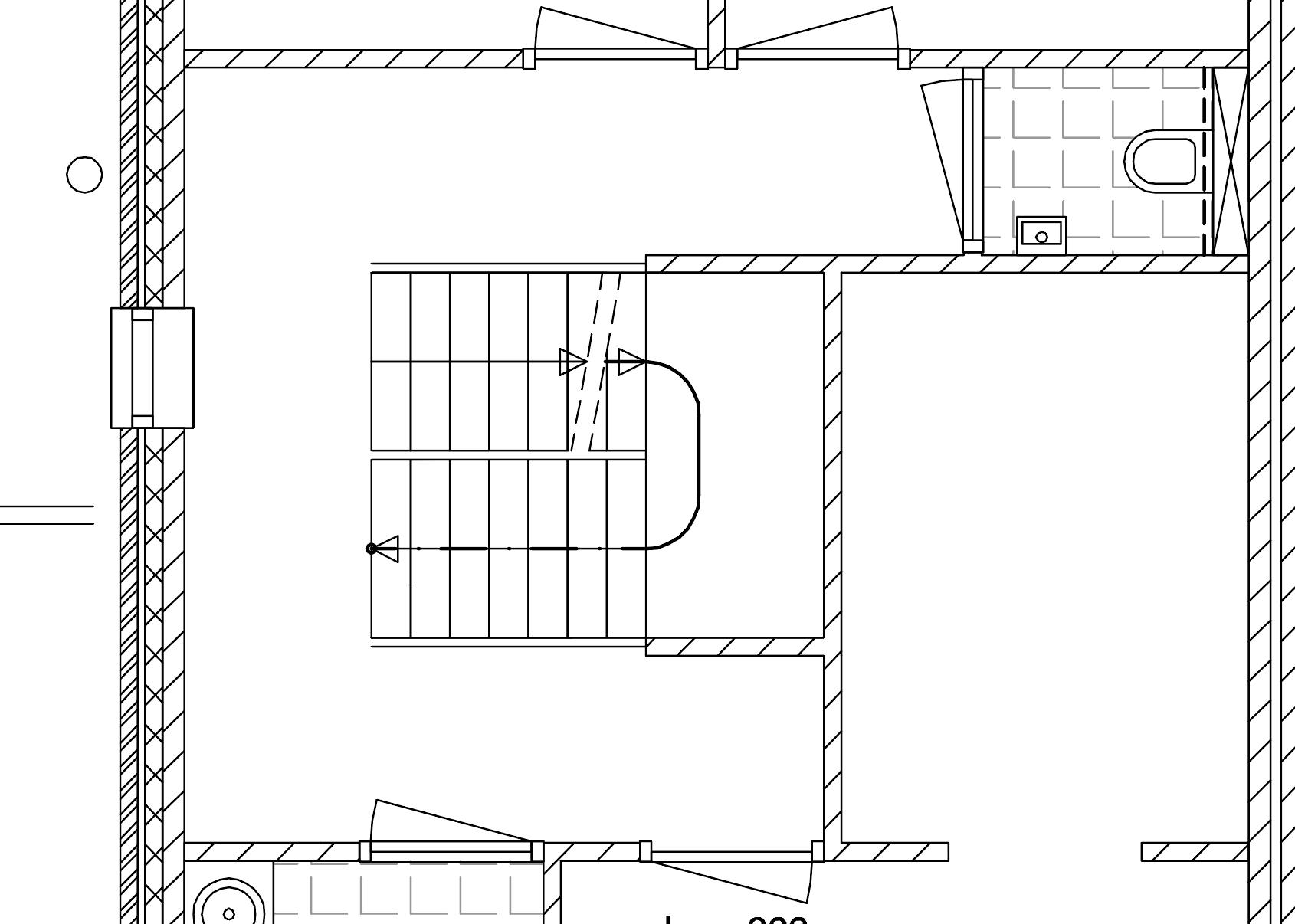 Fabulous Trappen van staal (bordes)- Technische tekening/berekening - Werkspot NK85