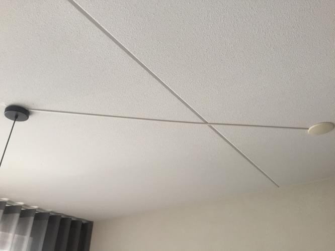 Favoriete Verplaatsen lichtpunten in het plafon - Werkspot DR62