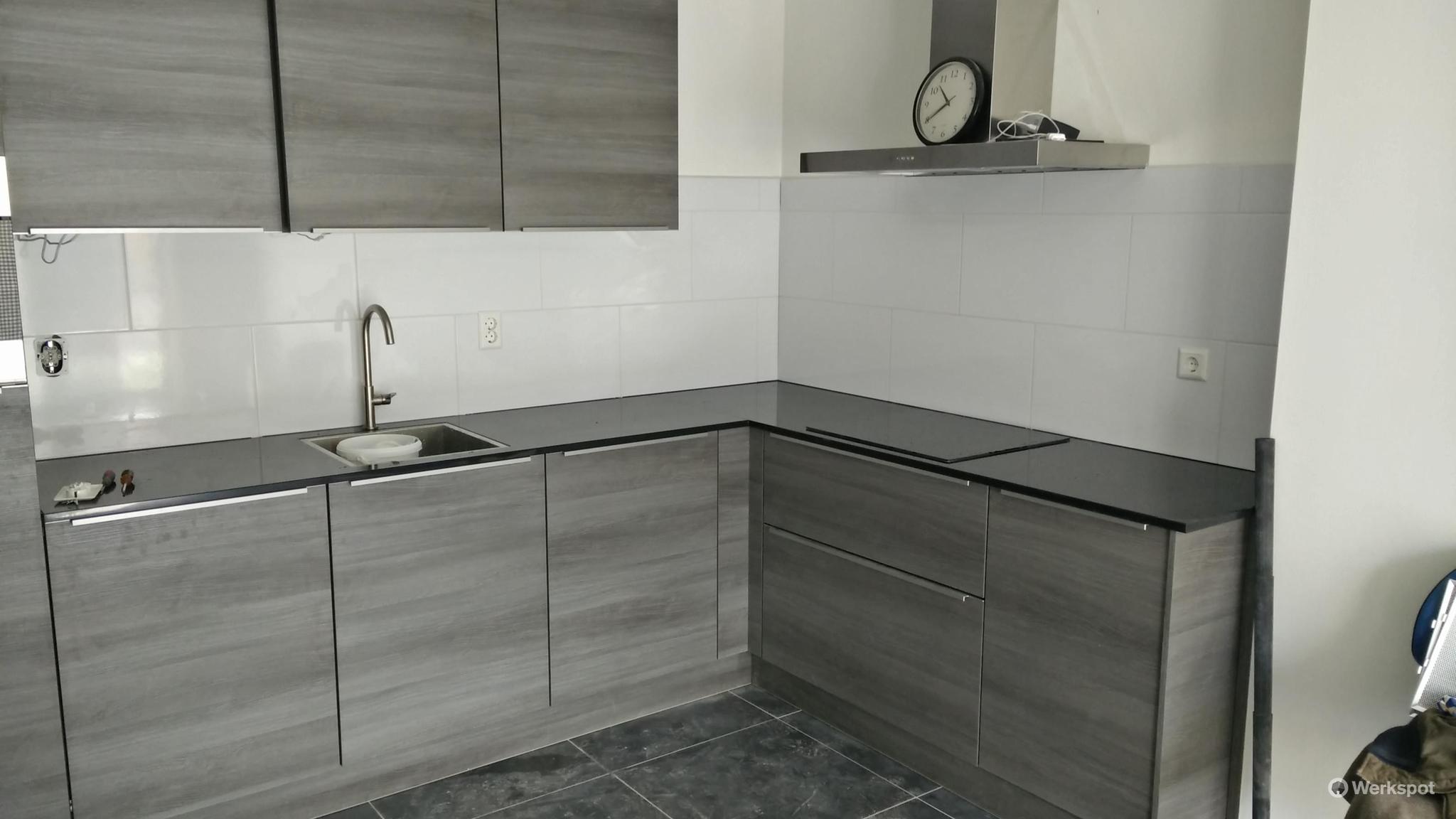 Diy Keuken Kleine : Keuken eethoek klein