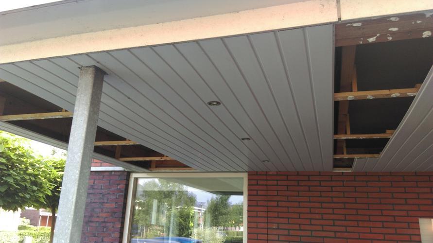 Herstellen van plafond van onze carport 3,00 x 5,00 m - Werkspot