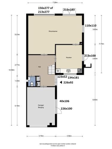 souzen woonkamer, hal, keuken muren. 7 kozijnen, 7 nieuwe deuren en ...