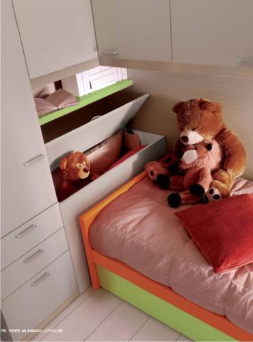 slaapkamer meubel brugkast werkspot