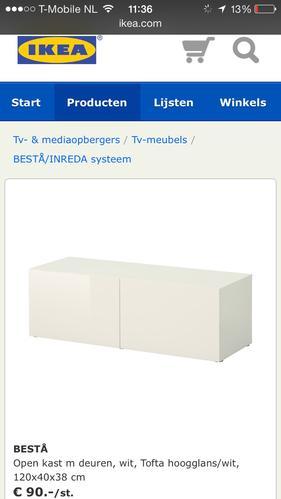 Ikea Besta Kast Aan Muur Bevestigen Werkspot