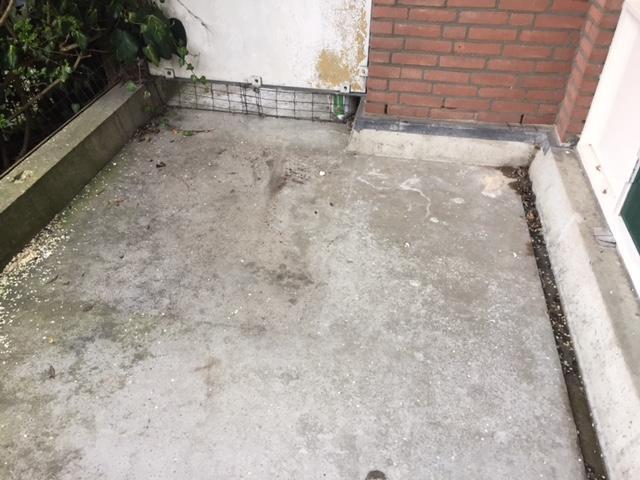 Beton Storten Tuin : Beton storten in verhoging tuin werkspot