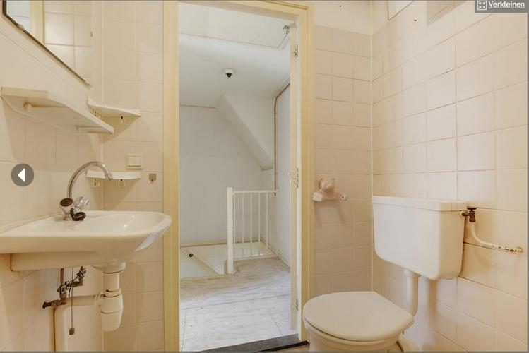 Betegelen Kleine Badkamer : Kleine badkamer m opnieuw betegelen sanitair plaatsen