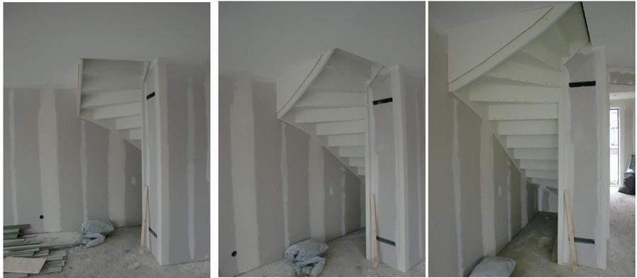 Trapkast onder dichte trap zwaag werkspot for Dichte trap maken