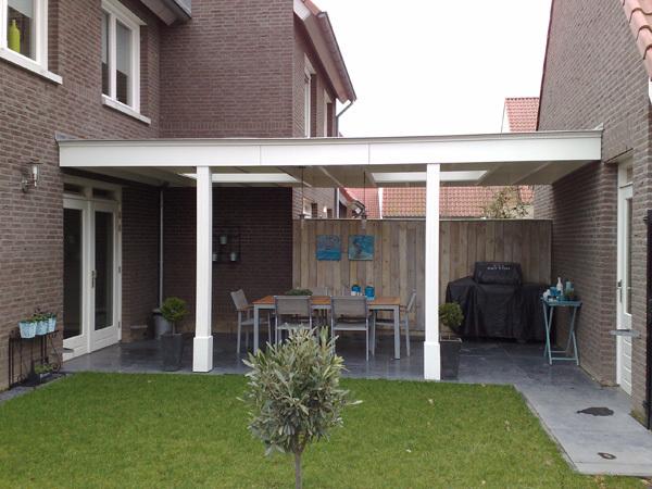 Beroemd houten veranda met lichtstraat - Werkspot @NC31