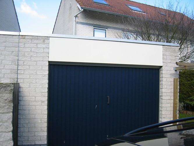 Dak Garage Vervangen : Vervangen bitumen plat dak garage werkspot