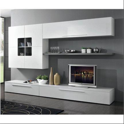 tv wandmeubel in elkaar zetten en monteren aan de muur. Black Bedroom Furniture Sets. Home Design Ideas