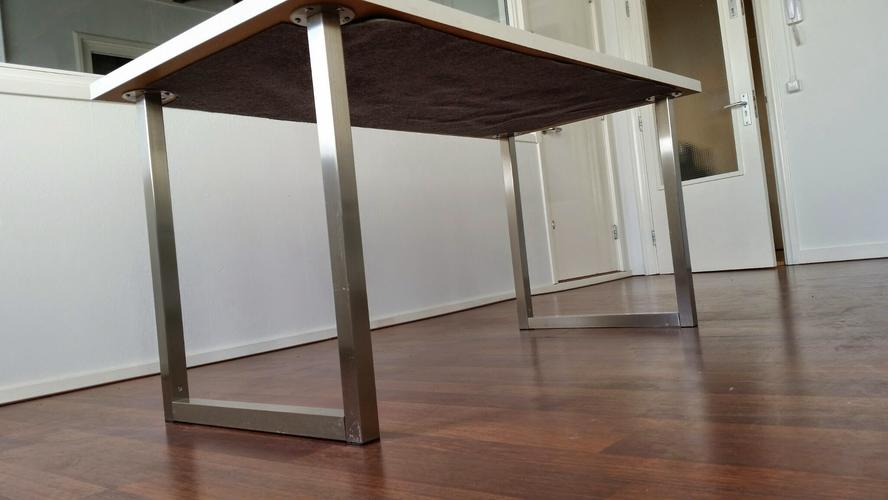 Ikea Tafel U Poten Werkspot