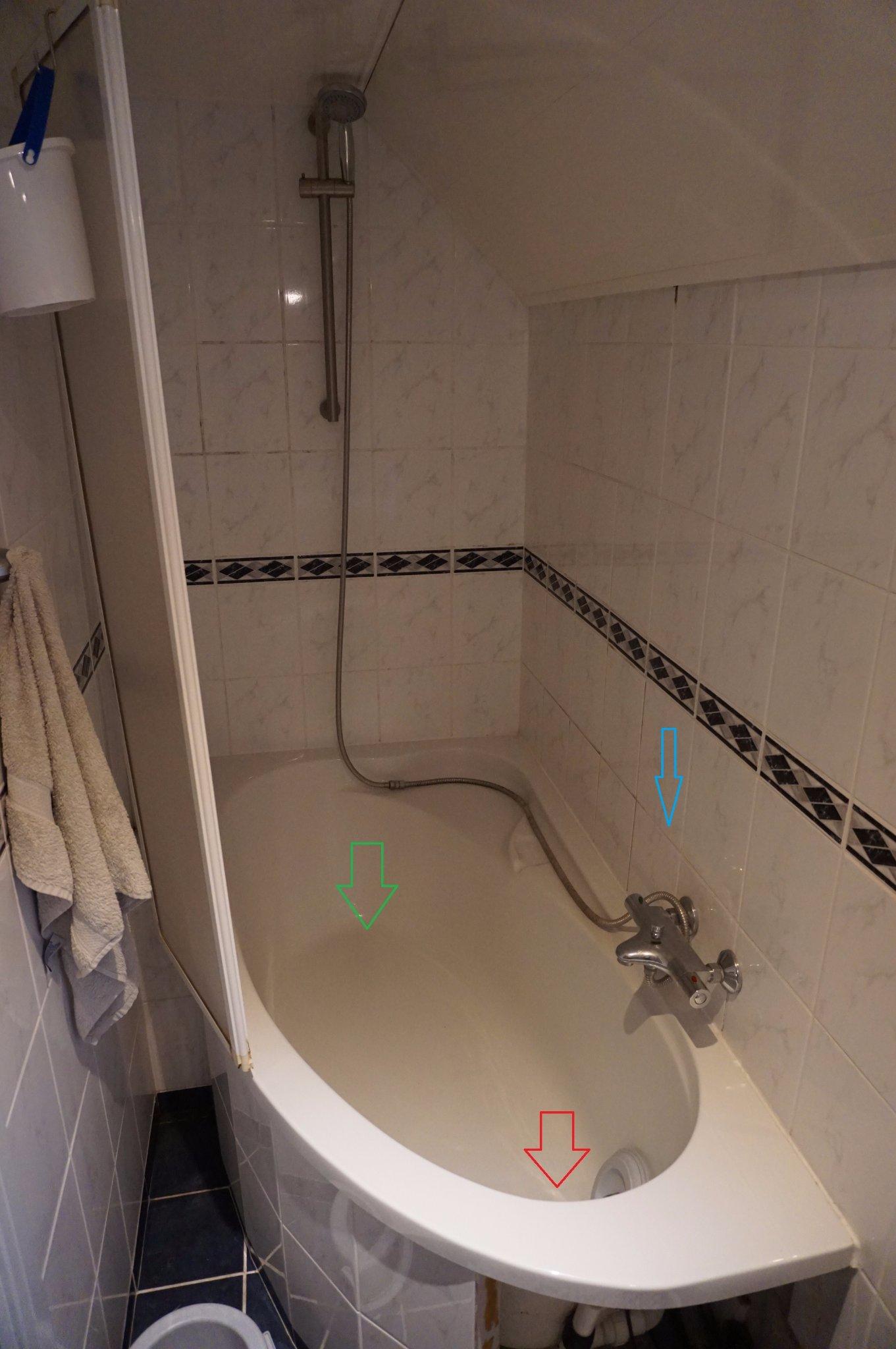 Afvoer, ontluchting en waterleiding badkamer aan- / verleggen - Werkspot
