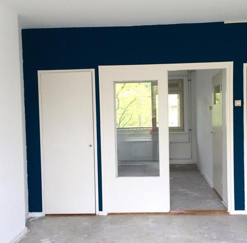 Verwijderen van tegels in keuken weghalen tussenwand woonkamer eet werkspot - Opening tussen keuken en eetkamer ...