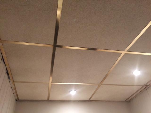 systeemplafond verwijderen en nieuw plafond plaatsen - Werkspot