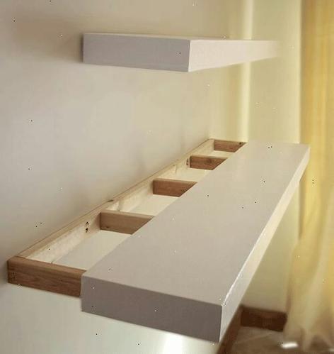 Plank Met Blinde Ophanging.Plank Blinde Ophanging 214 X 30 X 10 Incl Inbouwspots Werkspot