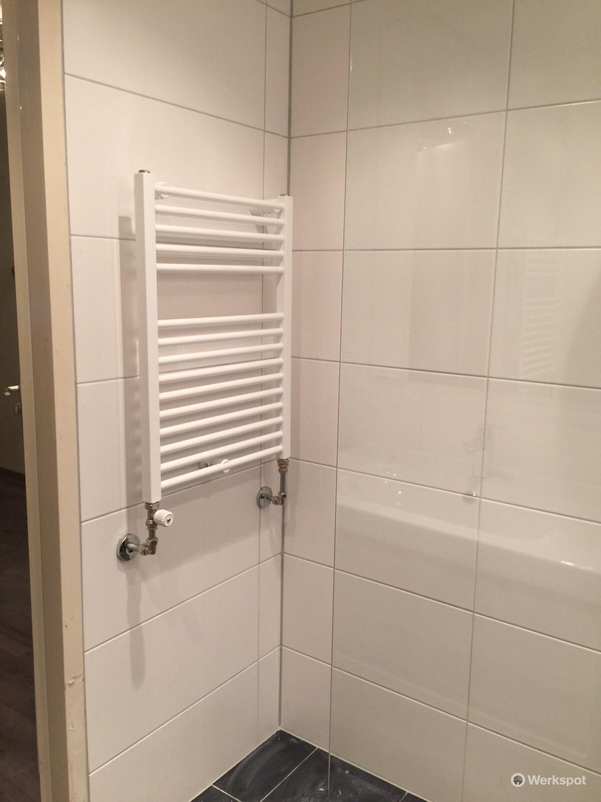 Rotterdam, badkamer 2 x 2 meter - Werkspot