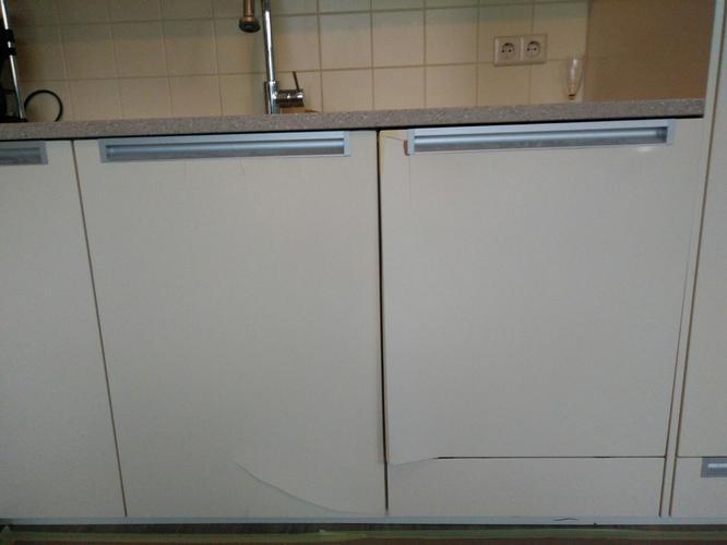 Keukenkastjes Opnieuw Bekleden.Keuken Deuren Opnieuw Bekleden Werkspot