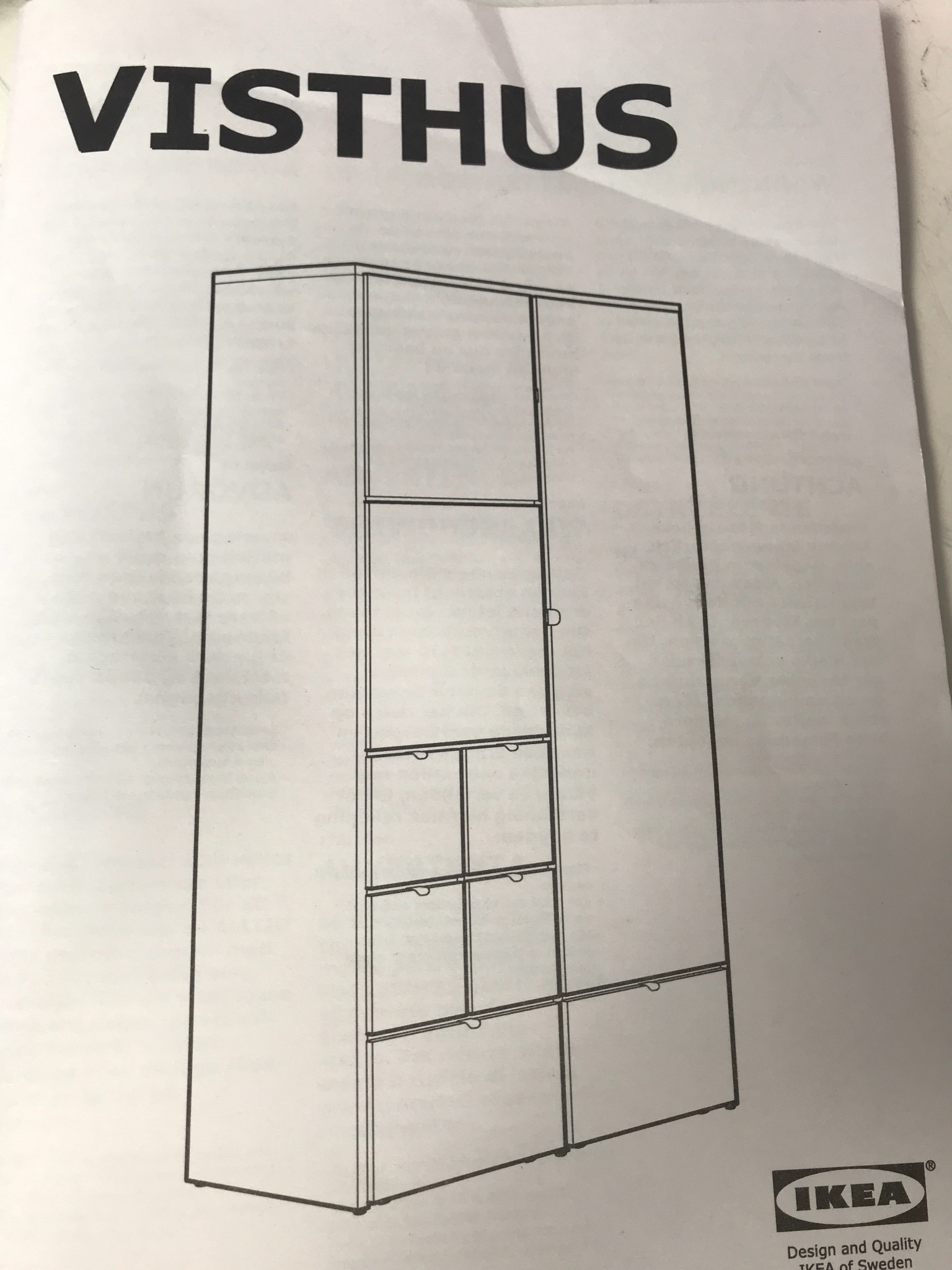 2x Ikea Visthus Kasten Monteren Werkspot
