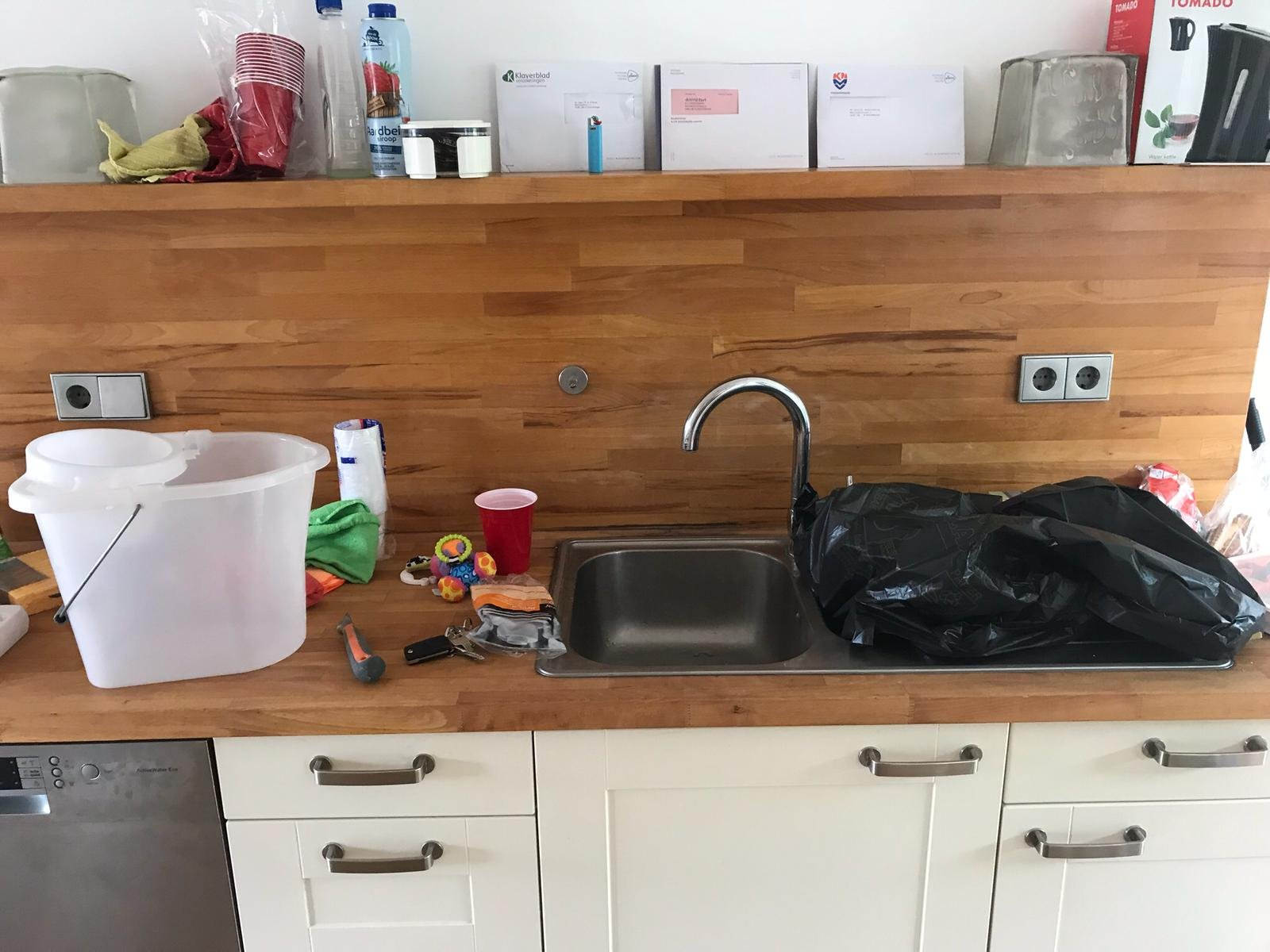 Keukendeuren En Fronten Vervangen Of Spuiten Werkspot