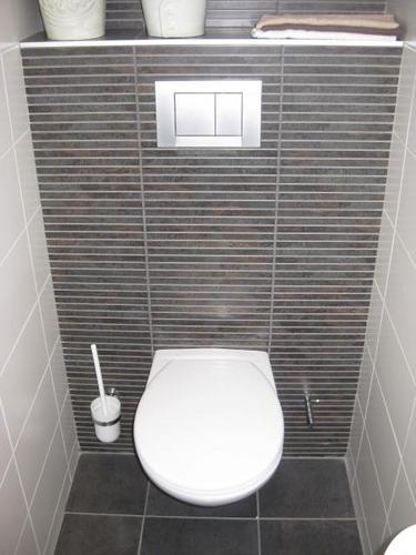 Nieuwe badkamer in huurhuis