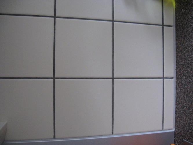 donkere voegen in de keuken licht maken - Werkspot
