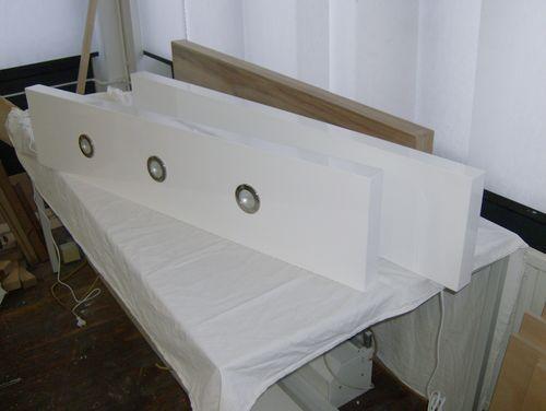 Wandplank Met Verlichting Keuken.Zeer Wandplank Met Verlichting Zbp43 Agneswamu
