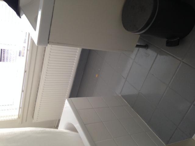 Badkamervloer en muur beton cire werkspot