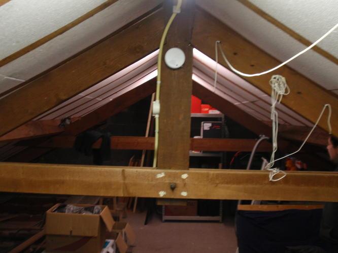 Dakconstructie aanpassen u2013 dak te repareren