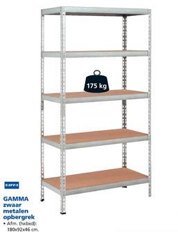 Ijzeren Stellingkast Gamma.In Elkaar Zetten Van 3 Stellingkasten Werkspot