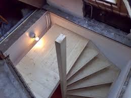 Trapgat maken van tweede verdieping naar de zolder for Trapgat maken