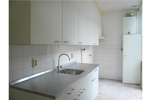 Vinyl Voor Keuken : Fotobehang luxusküche in penthouse luxe keuken u pixers we